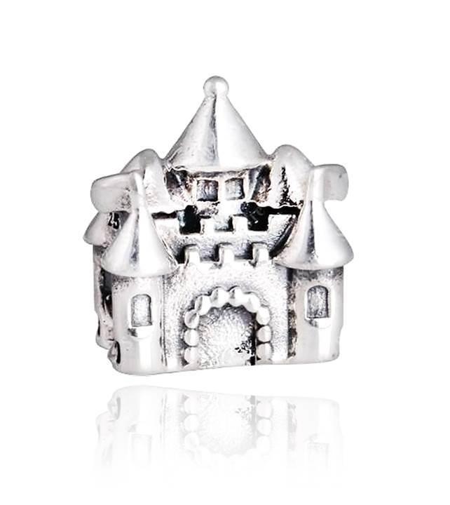 Berloque Castelo Cinderela