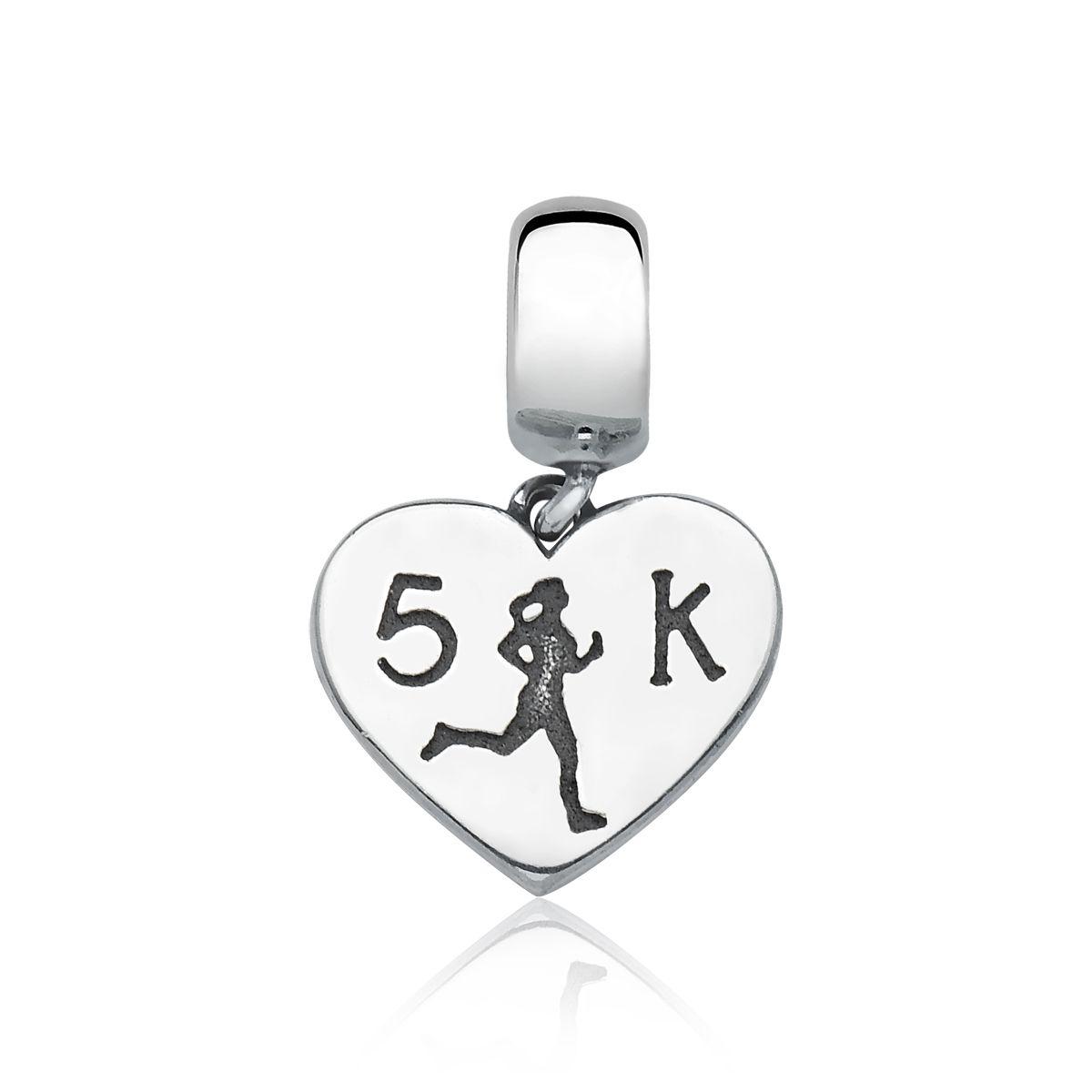 Berloque Coração 5K
