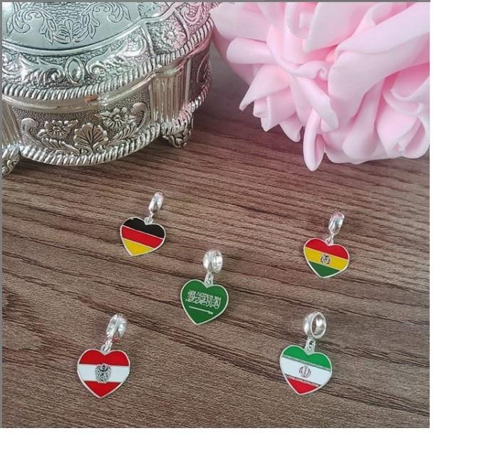 Berloque Coração Alemanha