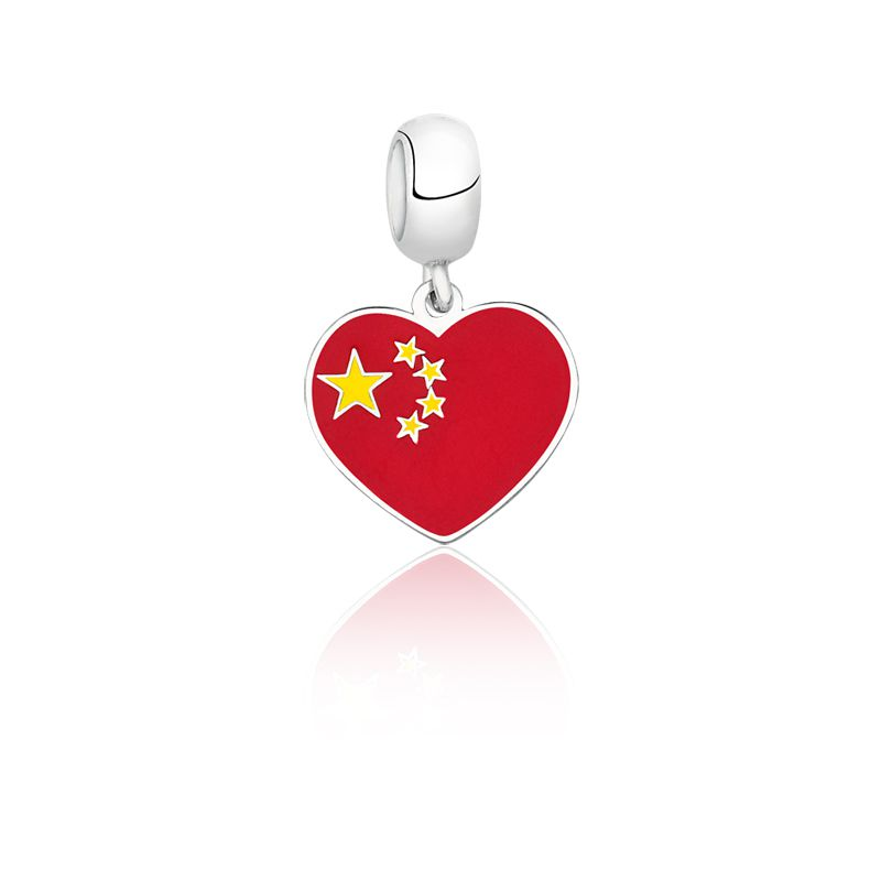 Berloque Coração China