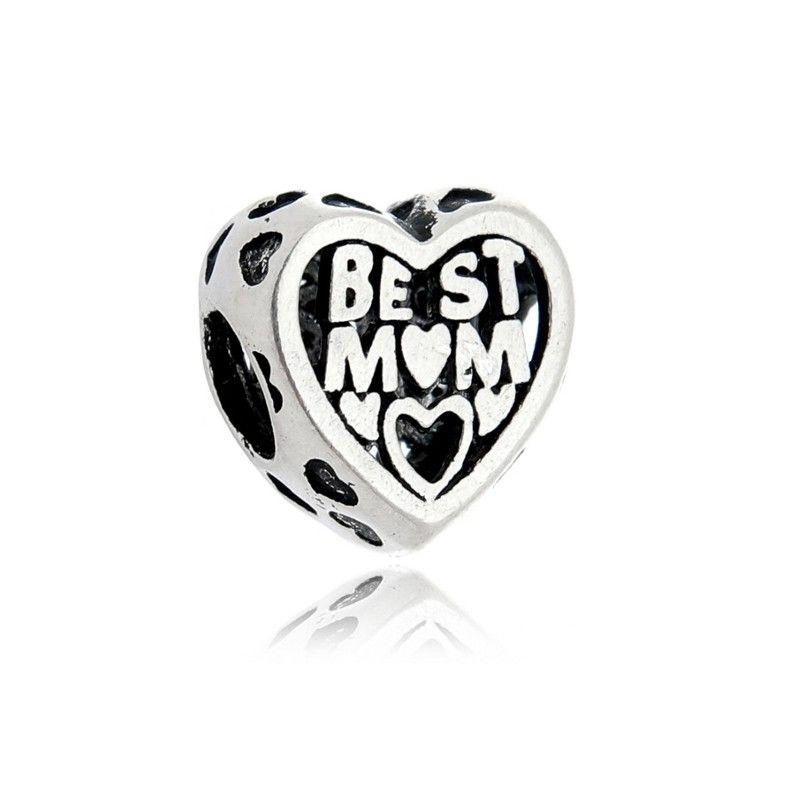Berloque Coração de Mãe II