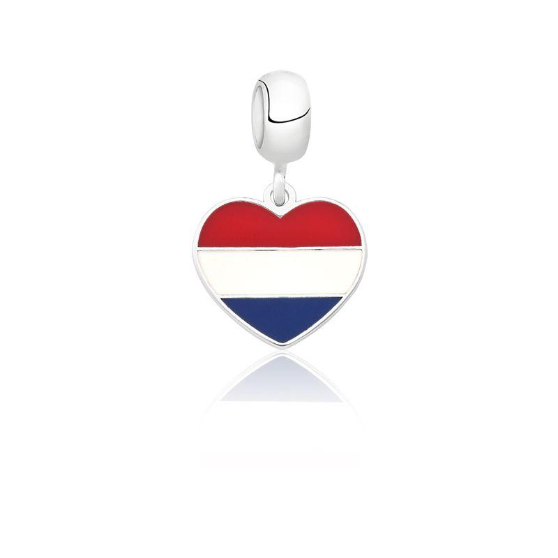 Berloque Coração Holanda