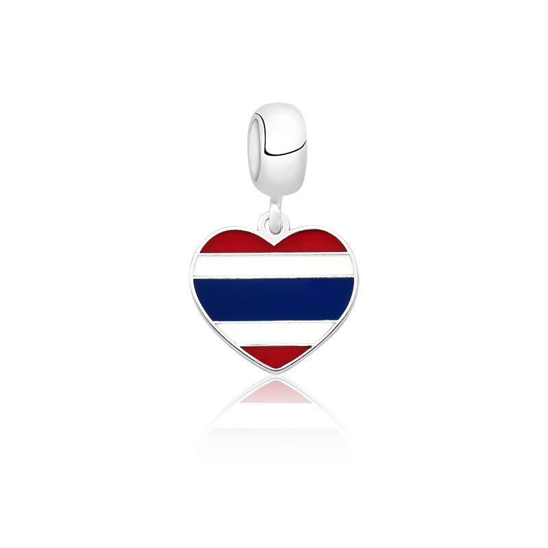 Berloque Coração Tailândia