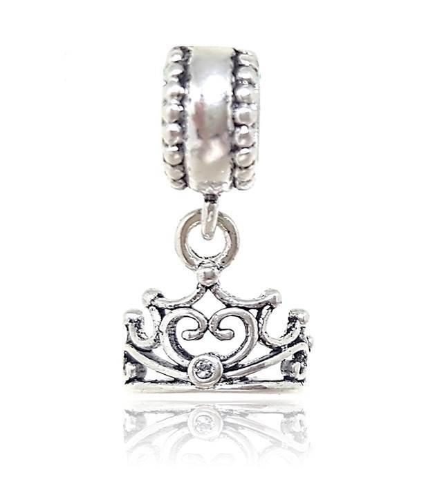 Berloque Coroa Princesa