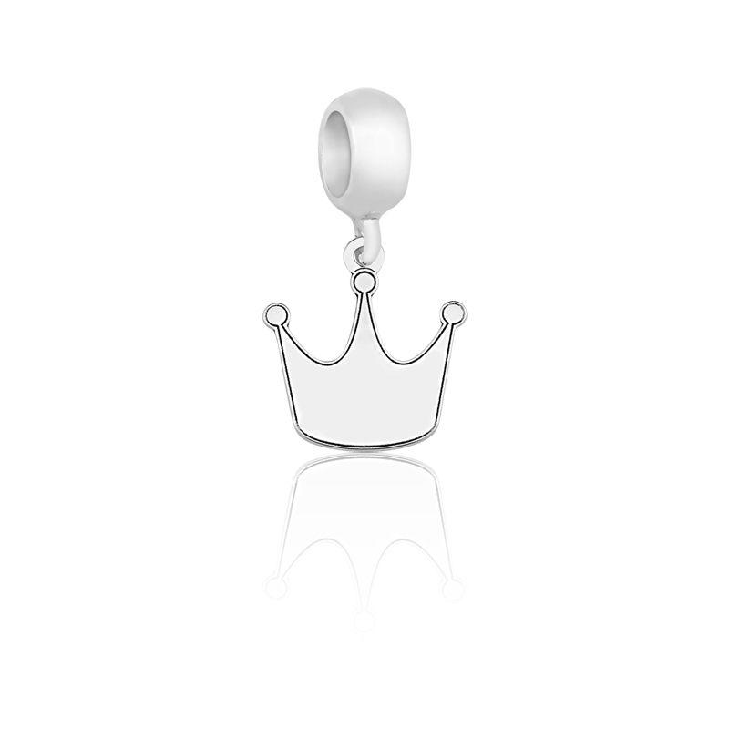 Berloque Coroa Realeza III