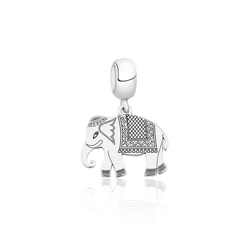 Berloque Elefante Hindu