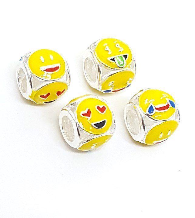 Berloque Emoji 4 em 1