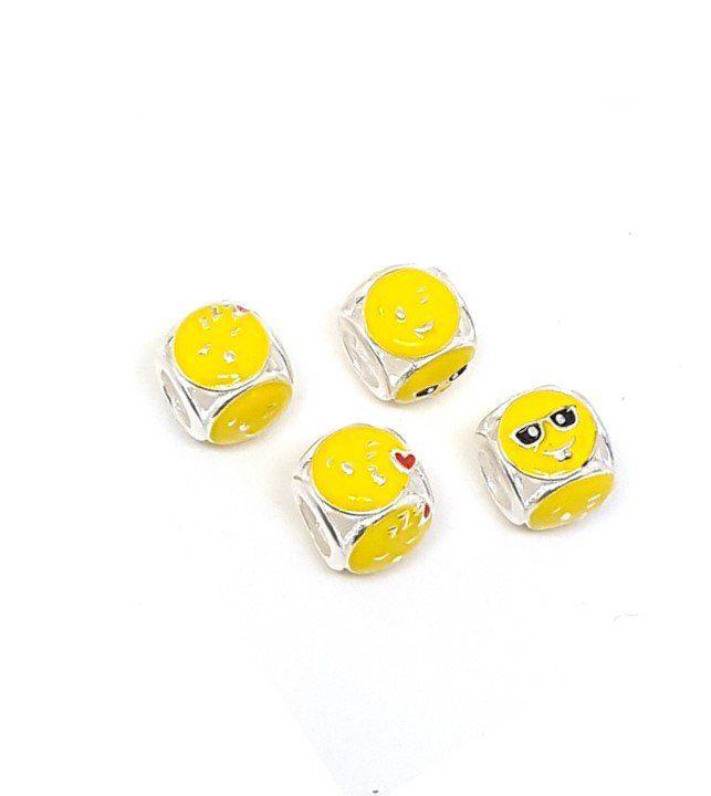 Berloque Emoji 4 em 1 - modelo III