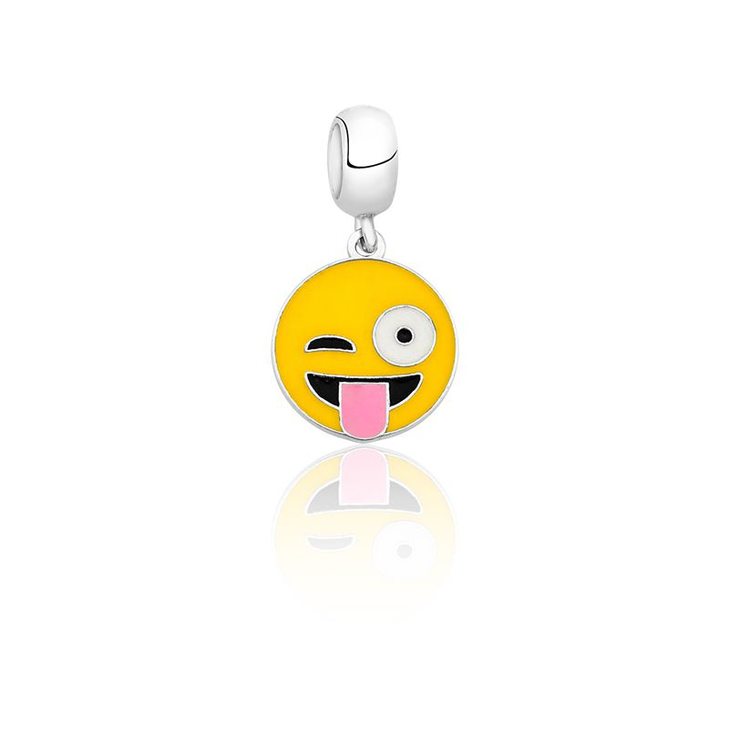 Berloque Emoji Engraçadinho