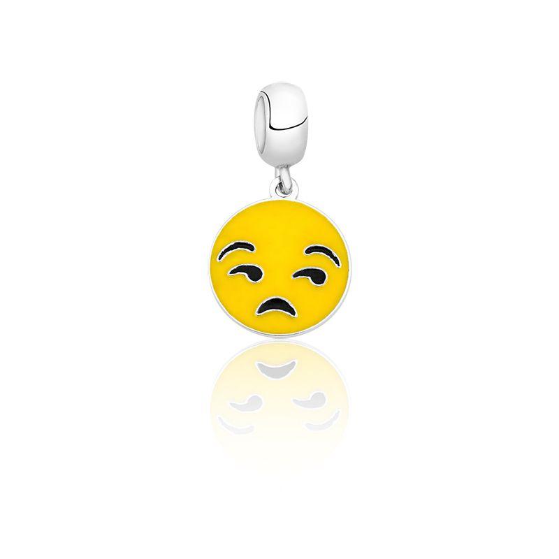 Berloque Emoji Incomodado