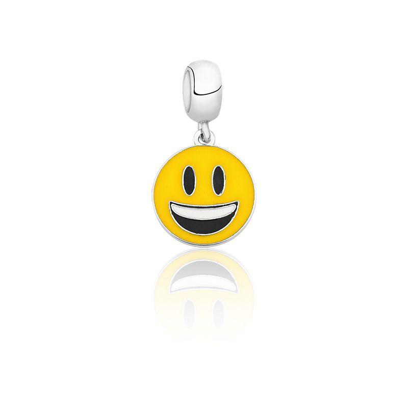Berloque Emoji Sorrindo