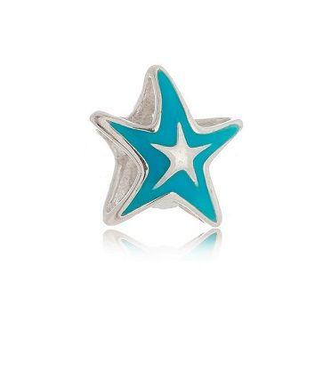 Berloque Estrela do Mar Esmaltada