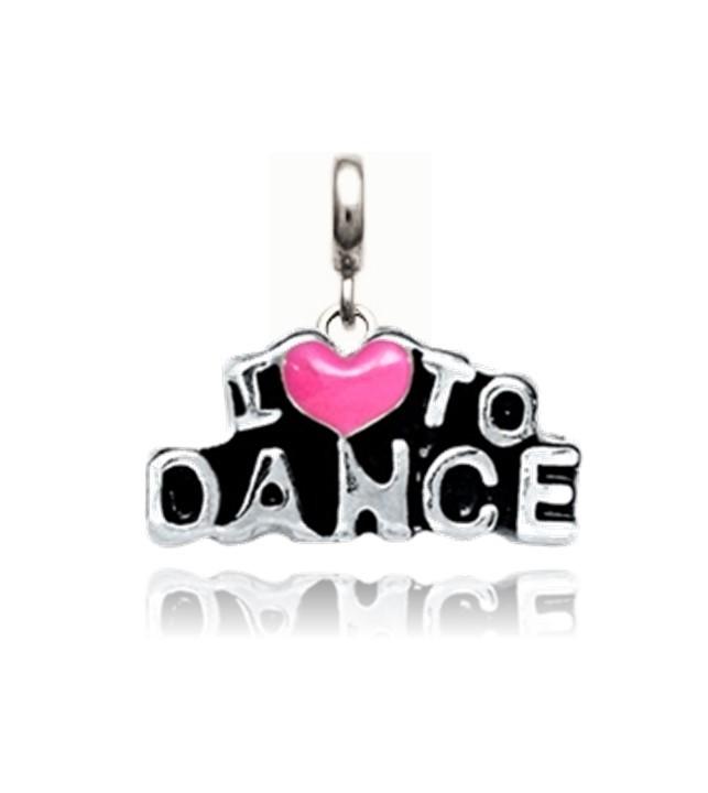 Berloque Eu Amo Dançar