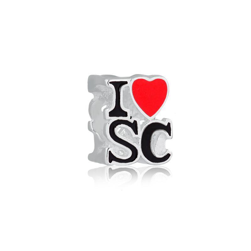 Berloque I Love SC