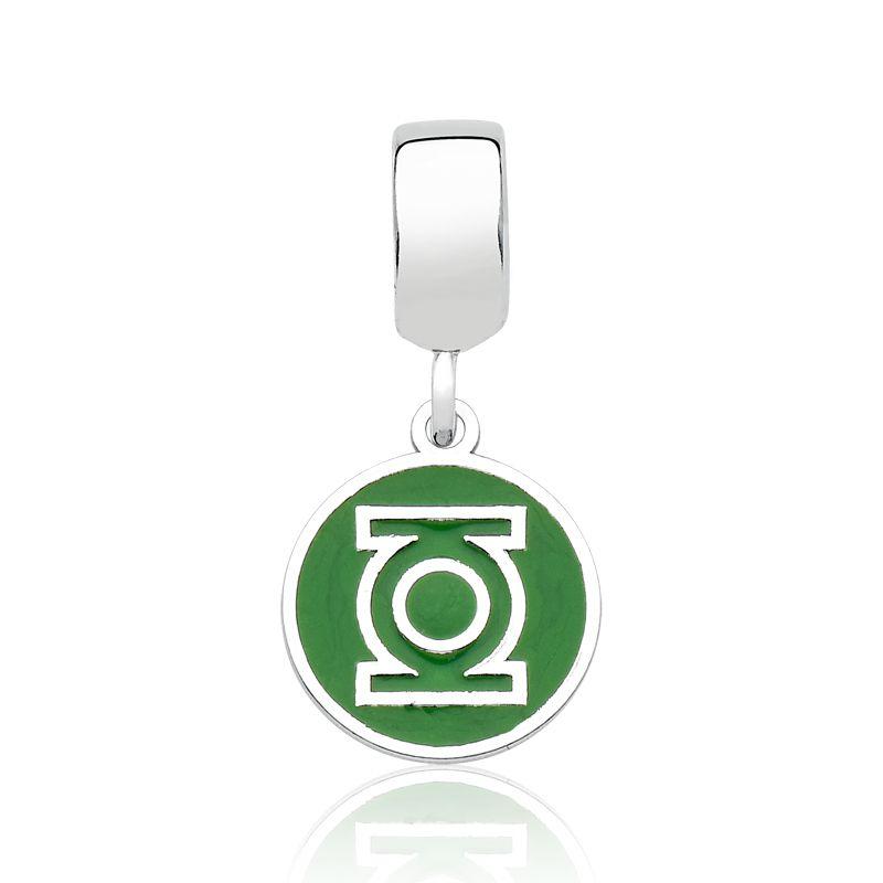 Berloque Lanterna Verde