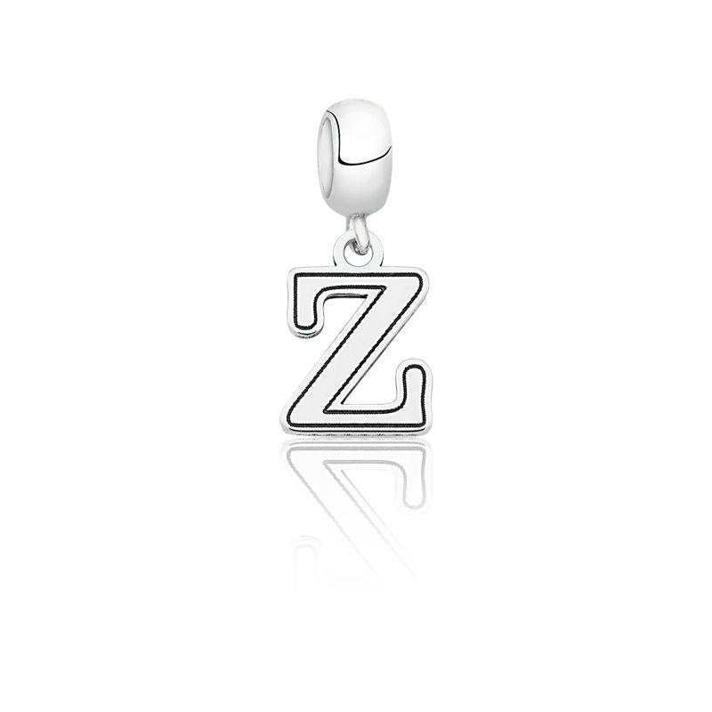 "Berloque Letra ""Z"""