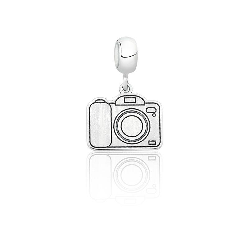 Berloque Máquina Fotográfica