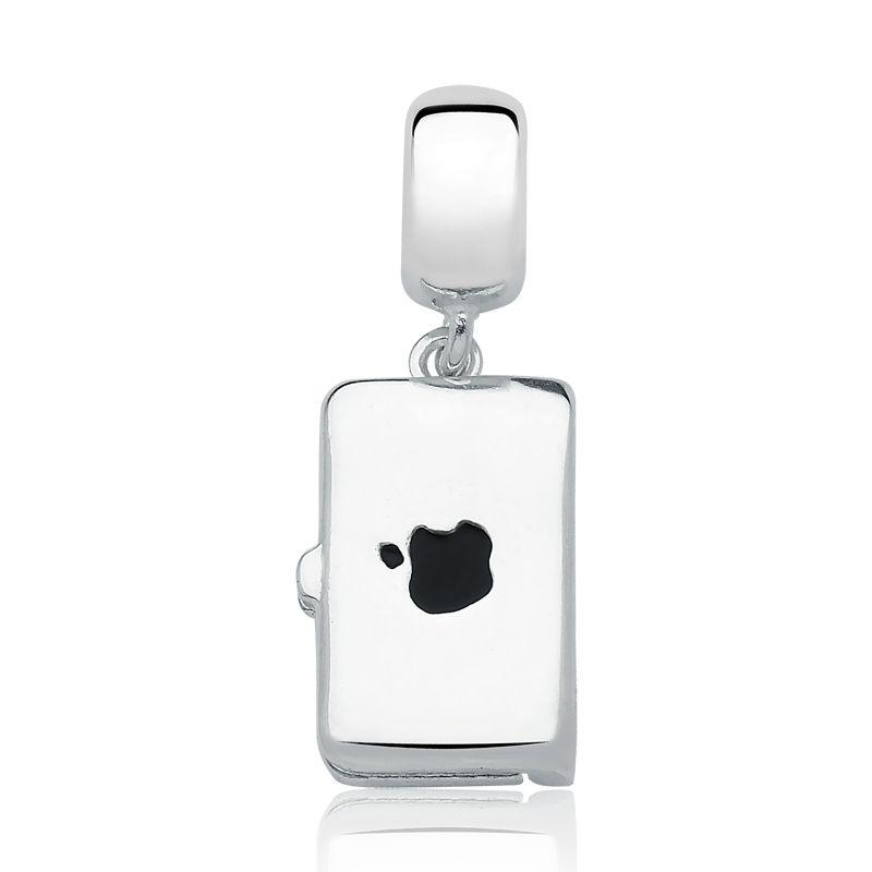 Berloque Notebook Coração Apple