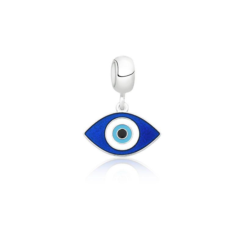 Berloque Olho Grego Esmaltado