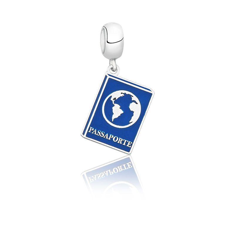 Berloque Passaporte Azul II