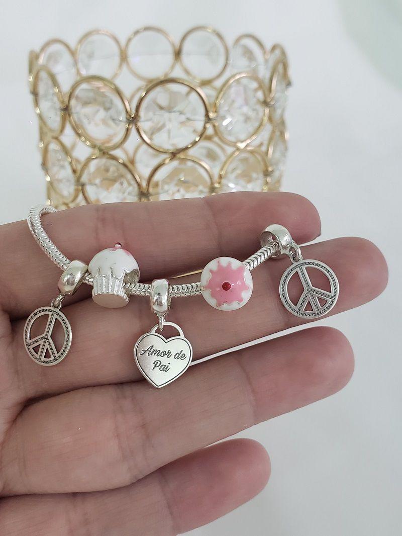 Berloque Paz e Amor II
