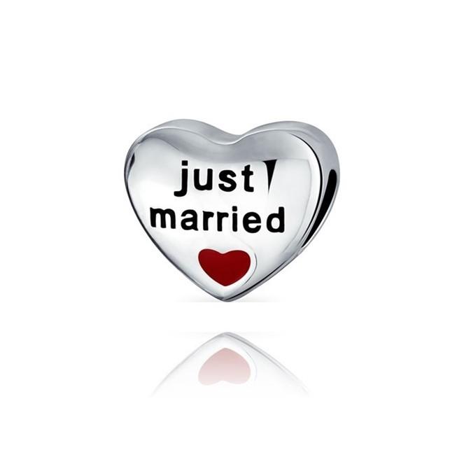 Berloque Recém Casados