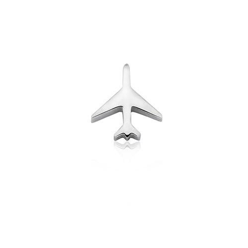 Mini Charm Avião - Viagem