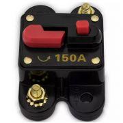 Disjuntor Som Automotivo 150 Amperes Proteção Resetável