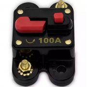 Kit 2x Disjuntor Som Automotivo 100 150 ou 200 Amperes Proteção Resetável