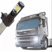 Kit Led 24v Caminhão Ônibus H4 luz alta e luz baixa