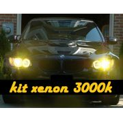 Kit Xenon 3000k Gold