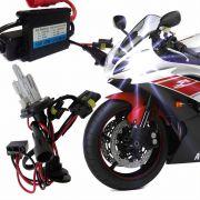 Kit Xenon Moto H9 6000k