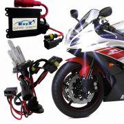 Kit Xenon Moto HB4 8000k Rayx