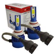 Lâmpada Super LED Light Cooler 6000k 6400 Lúmens HB3 9005