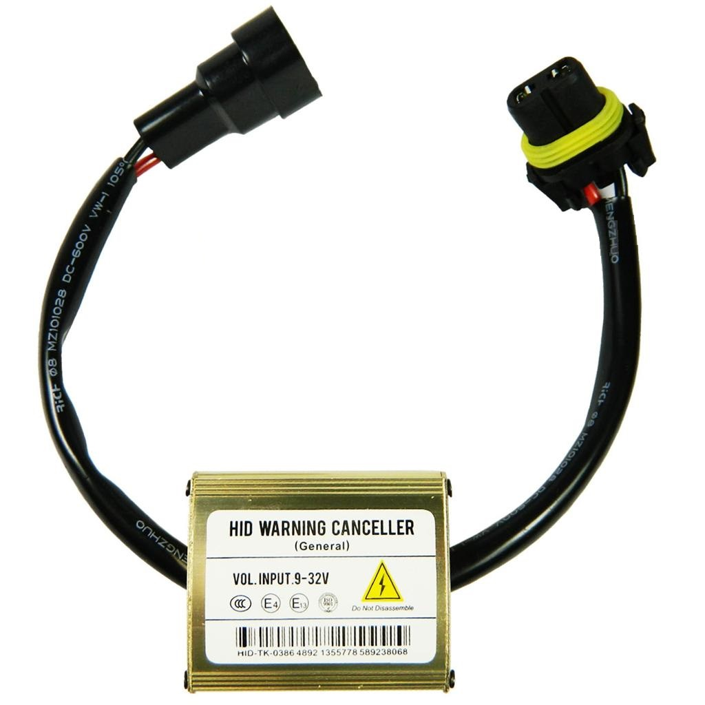 Canceller Xenon Can Bus P/ Kit Xenon Jetta Bmw Audi