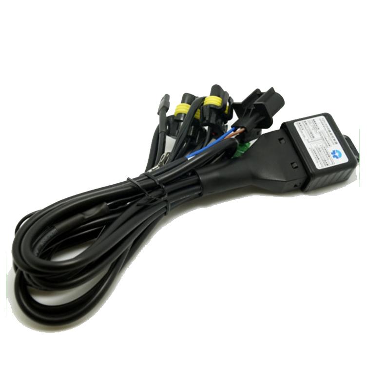 Chicote Controlador Para Kit Bi Xenon 12v 35w 55w H13
