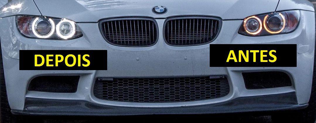 Angel eyes Kit Xenon BMW H8 H11 6000k 15w 12v