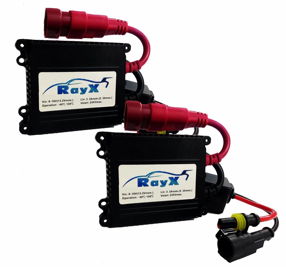 Kit BI-Xenon 12V H4-3 6000k RayX