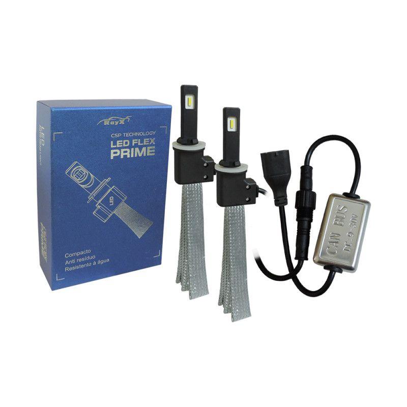 Kit Led Flex Prime CSP 3200 Lúmens CanBus H27