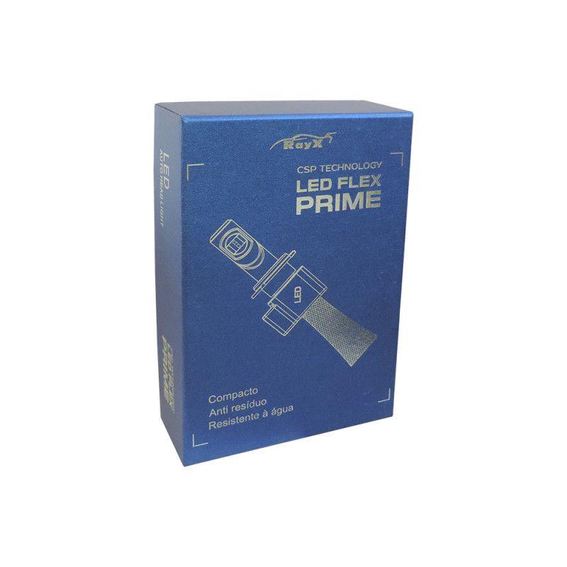 Kit Led Flex Prime CSP 3200 Lúmens CanBus HB4