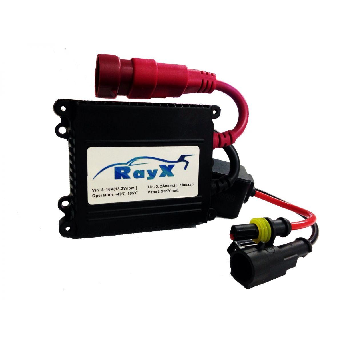 Kit Xenon 12v 35w H9 6000K Rayx