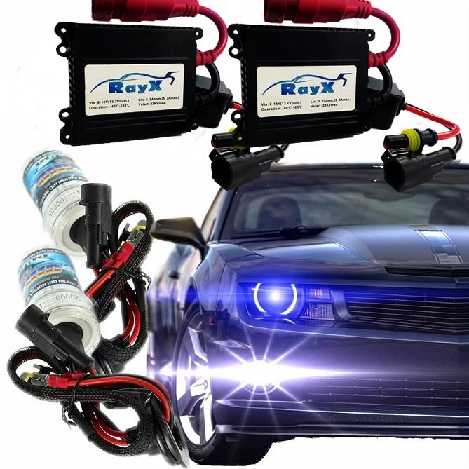 Kit Xenon 35w H16 6000K Rayx