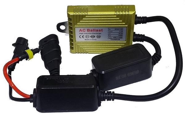 Kit Xenon Canbus Reator C15 Premium Canceller