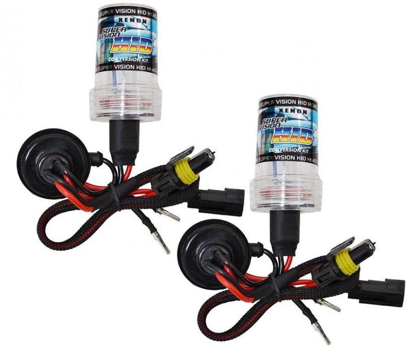 Kit Xenon Canbus Reator C15 Premium Canceller H27 4300K