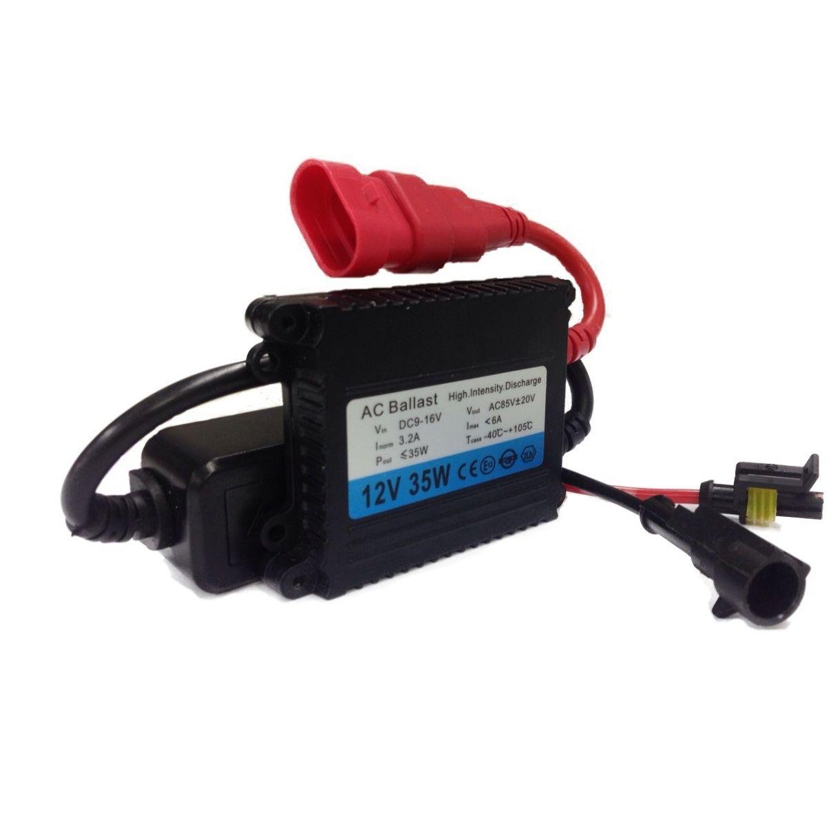 Kit Xenon Moto Digital H1 H3 H4-2 H7 H11 H27 Hb4 4300k 6000k