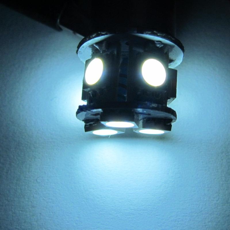 Lâmpada 67 8 Leds Smd 1156 P21w Ré Placa Prisma Celta Corsa