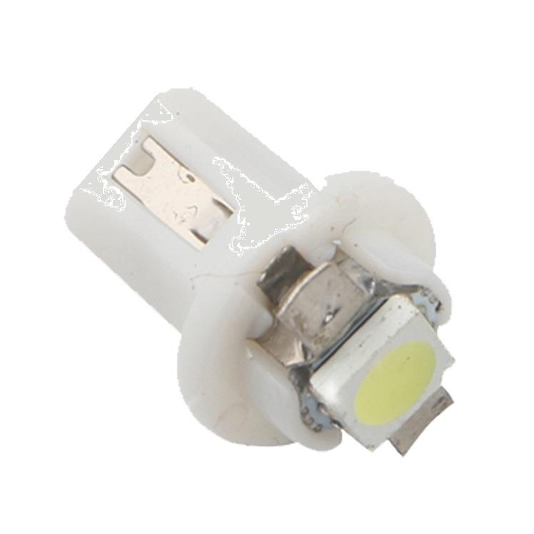 Lâmpada B8.5 1 Led SMD Painel Branco