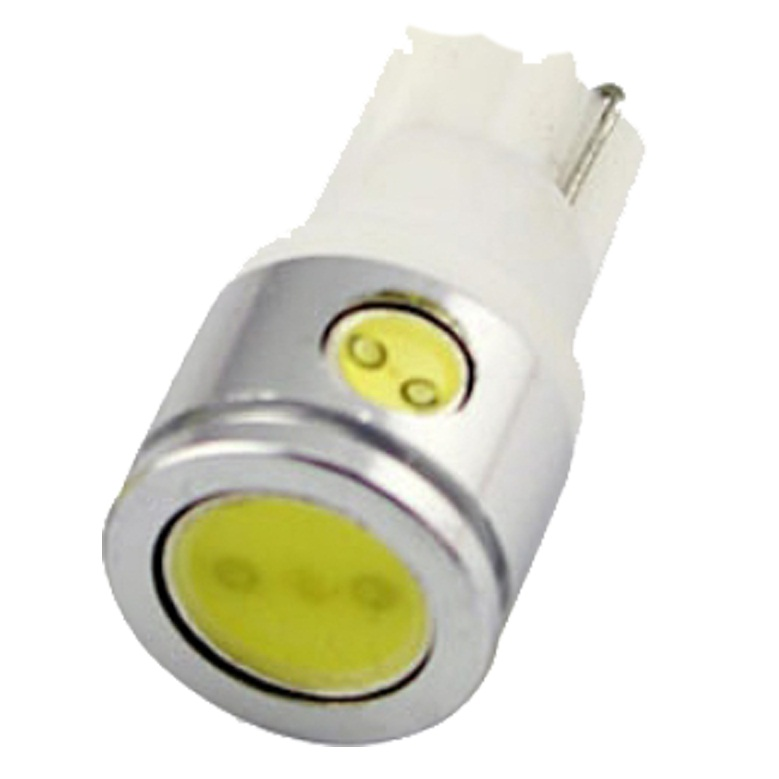 Lâmpada T10 2,5w Pingo W5w Esmagadinha Xenon Luz Lampada