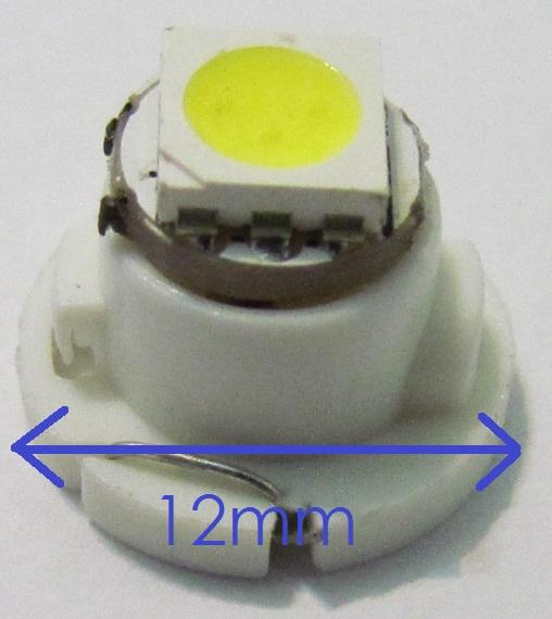 Lâmpada T4.7 1 Led SMD Painel