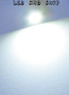 Lâmpadas Pingo 1 Led T10 W5w Esmagadinha Branco